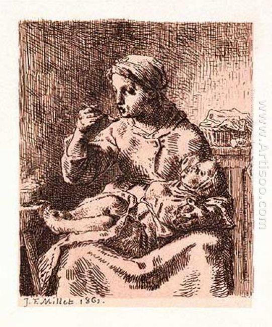 The Porridge 1861