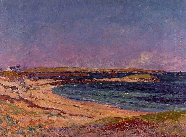 The Portivy Beach 1907