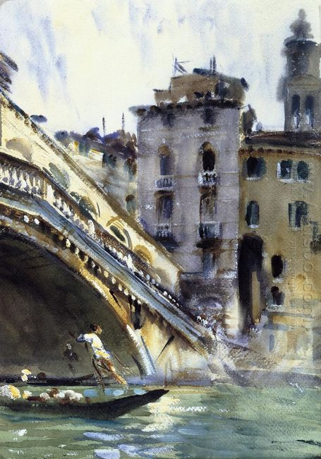 The Rialto Venice