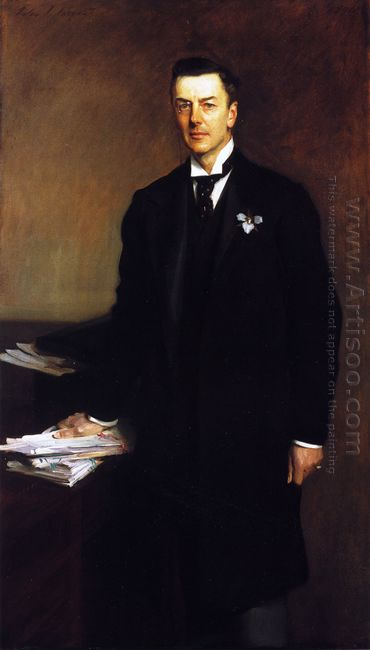 The Right Honourable Joseph Chamberlain 1896