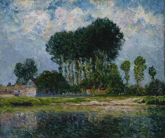 The River 1902