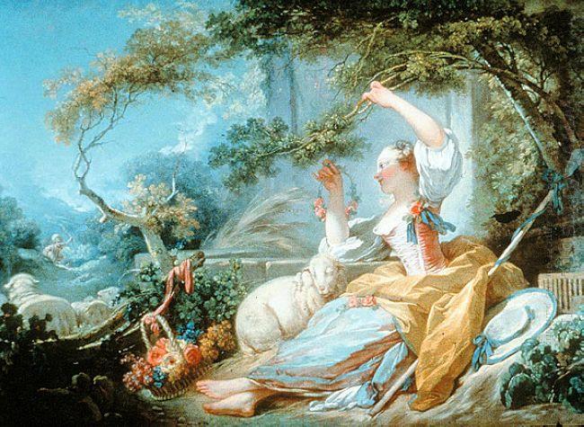 The Shepherdess 1752