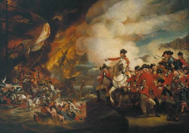 The Siege And Relief Of Gibraltar 1783