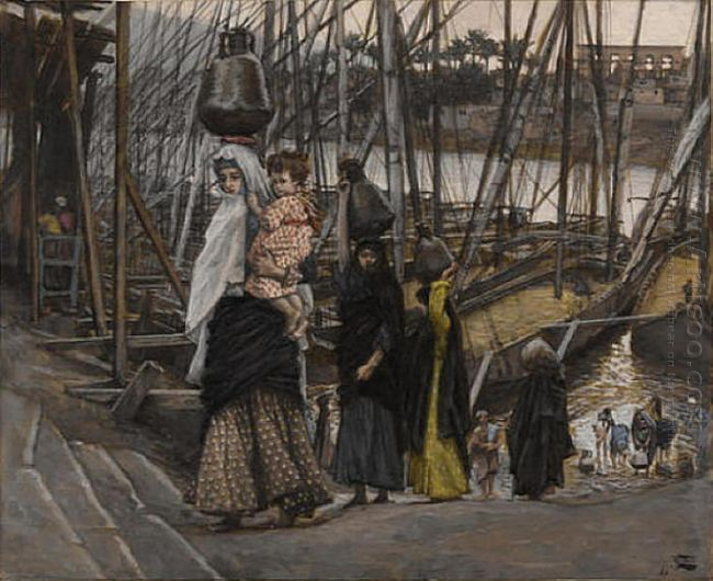 The Sojourn In Egypt 1894