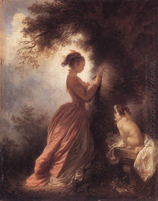 The Souvenir 1778
