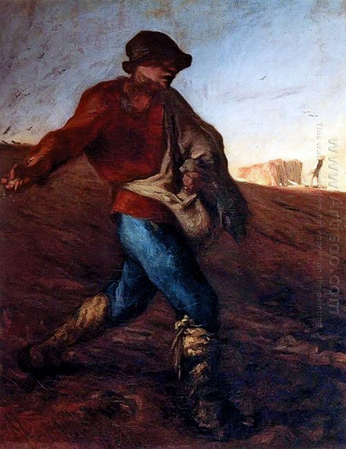 The Sower 1850
