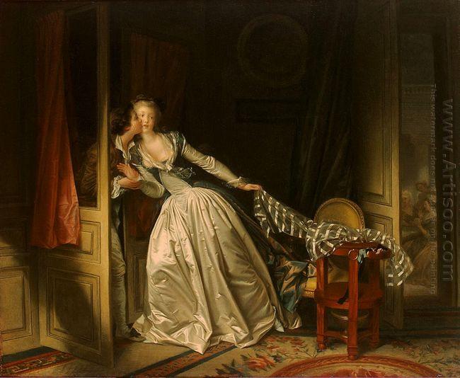 The Stolen Kiss 1788