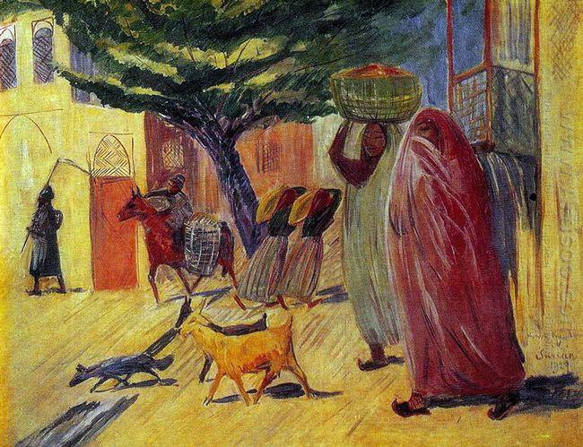 The Street 1929