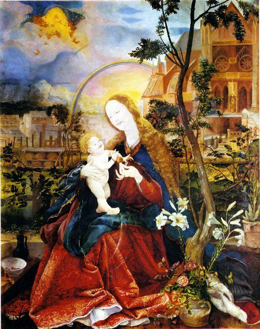 The Stuppach Madonna