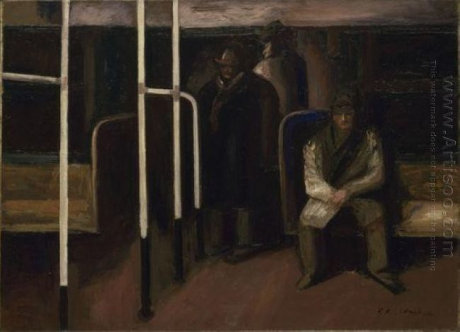 The Subway 1928