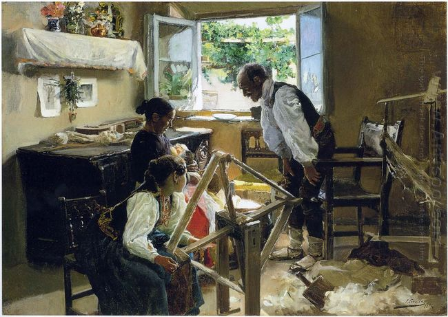 The Suckling Child 1894