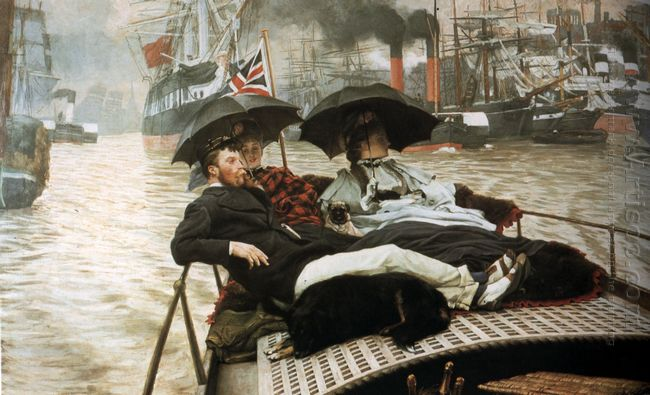 The Thames 1876