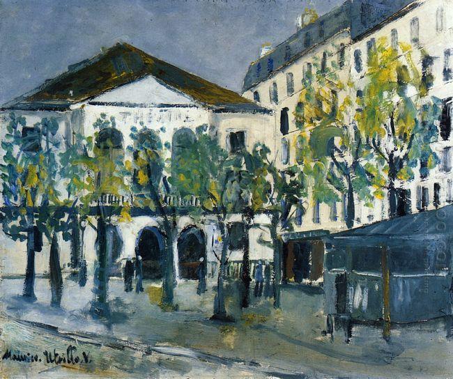 The Theatre L Atelier