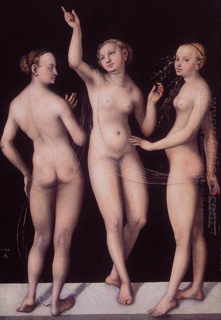 The Three Graces 1535