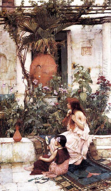 The Toilet 1889