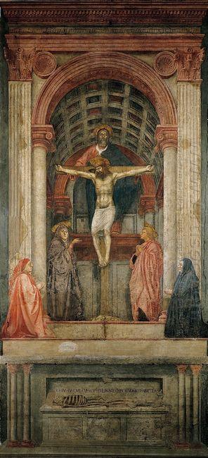 The Trinity 1428