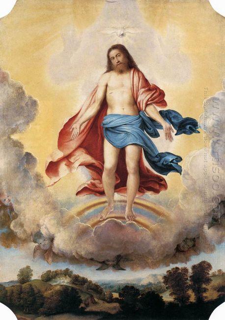 The Trinity 1523