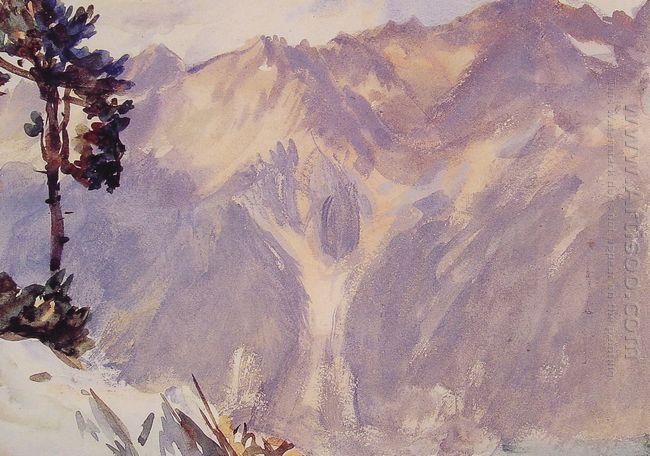 The Tyrol 1914