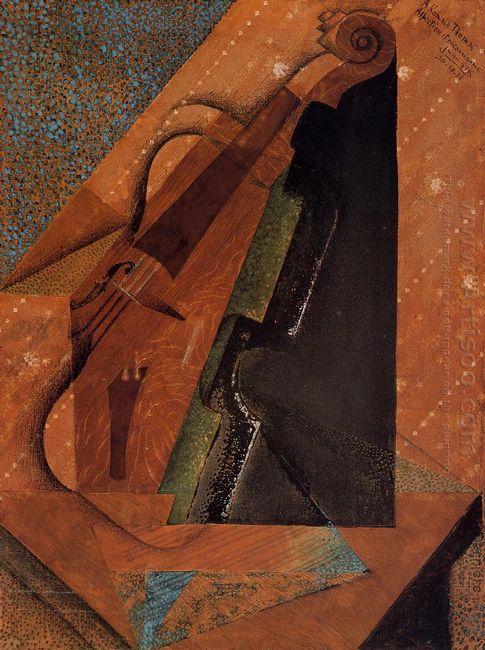 The Violin 1914