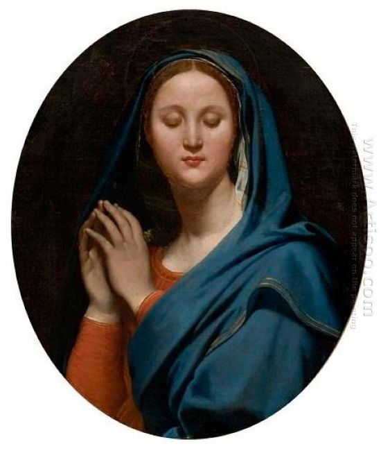 The Virgin Of The Blue Veil