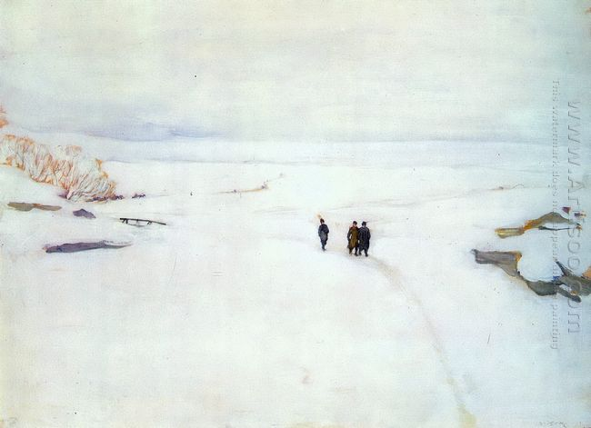 The Winter Rostov The Great 1906