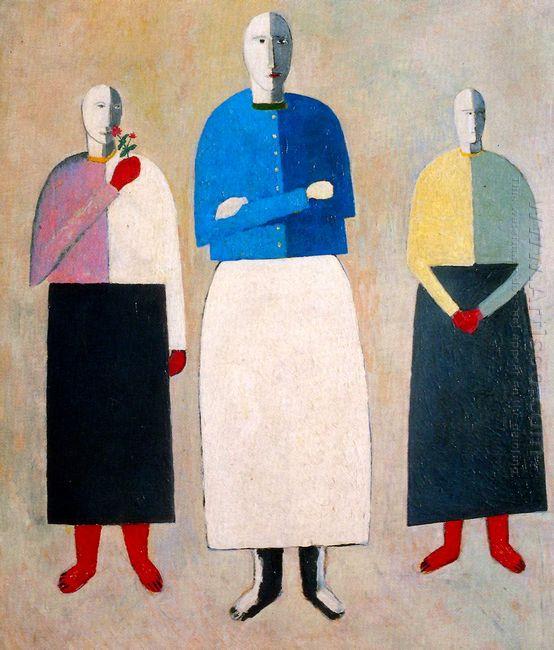Three Girls 1932