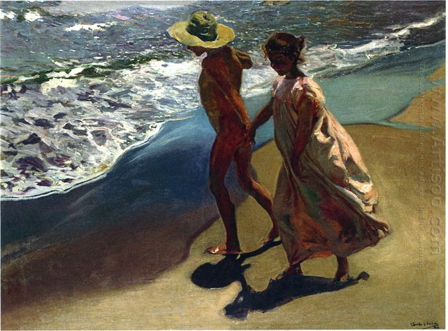 To The Water 1902