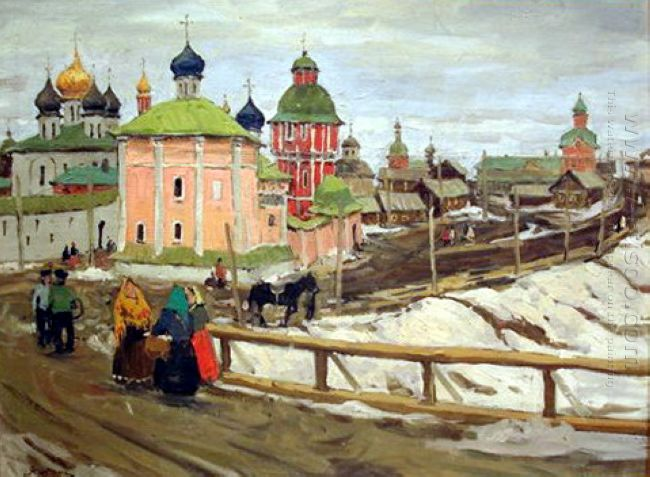 To Troyitsa 1903 1