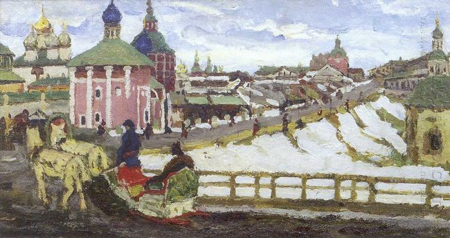 To Troyitsa 1903 2