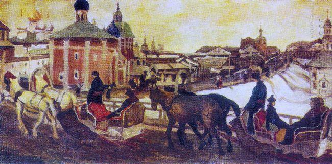 To Troyitsa 1903