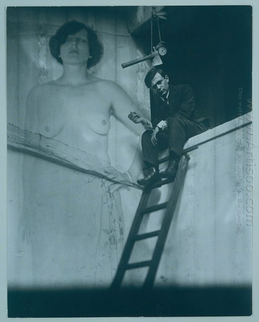 Tristan Tzar 1921