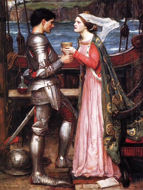 Tristram And Isolde 1916