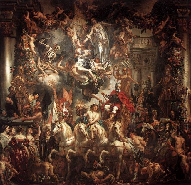 Triumph Of Frederik Hendrik