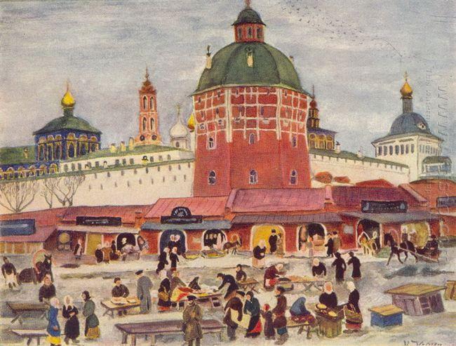 Troitse Sergiyev Monastery 2