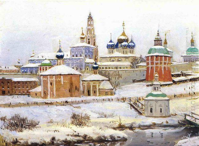 Troitse Sergiyev Monastery