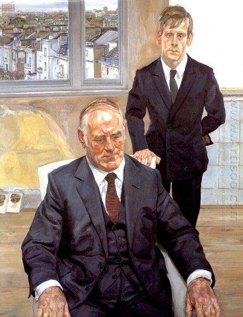 Two Irishmen In W11 1985
