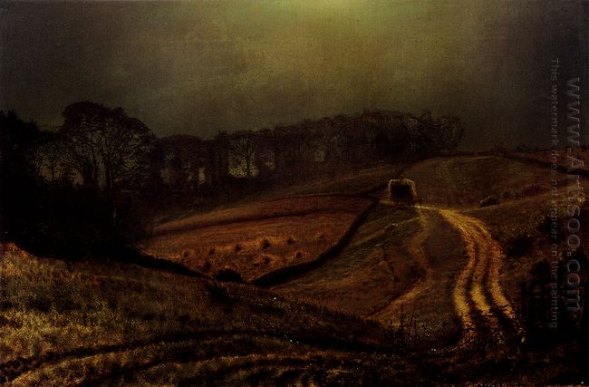 Under The Harvest Moon 1872