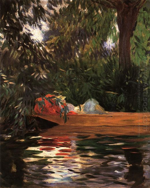 Under The Willows 1887