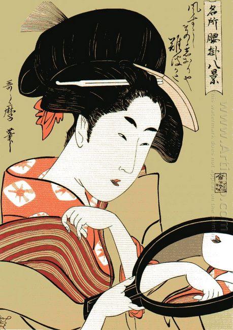 Utamaro Okita