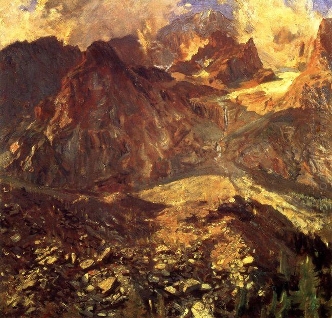 Val D Aosta Purtud 1907