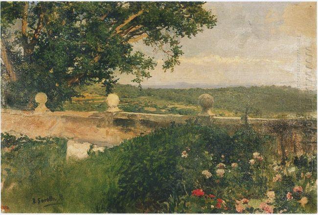 Valencia Landscape 1894