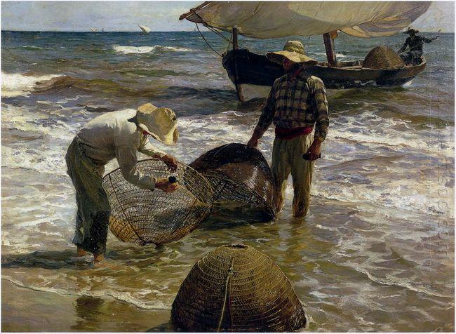 Valencian Fisherman 1897