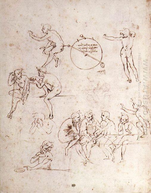 Various Figure Studies