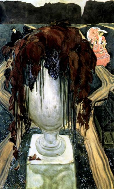 Vase Self Portrait 1906