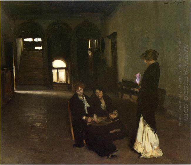 Venetian Bead Stringers 1882 1