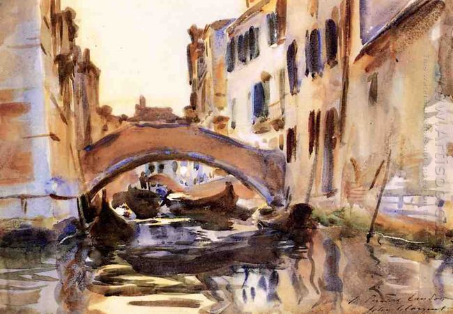 Venetian Canal 1