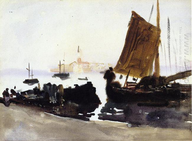 Venice Sailing Boat