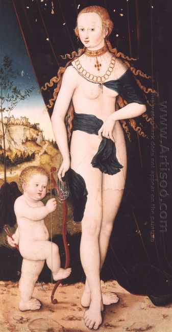 Venus And Cupid 2
