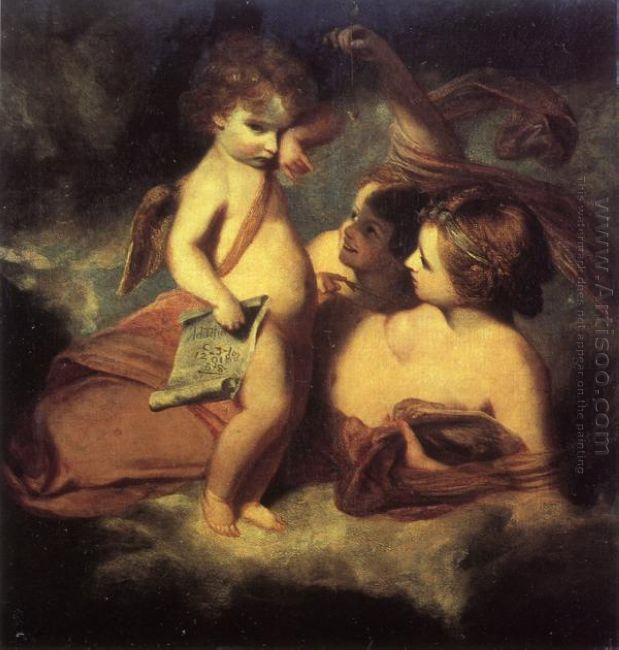 Venus Chiding Cupid For Learning To Cast Accounts 1771