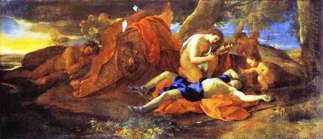 Venus Weeping Over Adonis